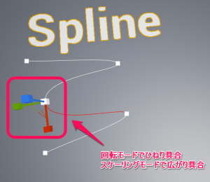 splinePointScale